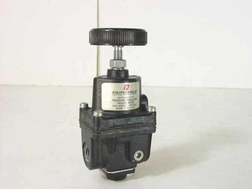 Fairchild 30222  Model 30 Pressure Regulator 250 PSIG Max 0-10 Rang