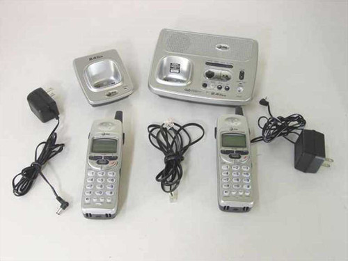 AT&T E2727B  Dual 2.4ghz DDS Handset Answering System