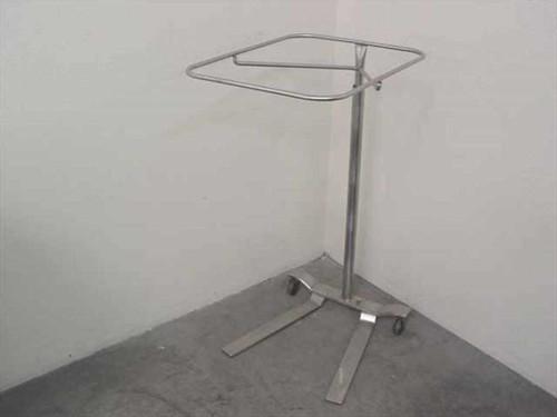 Pedigo Stainless Steel  Mayo Instrument Stand