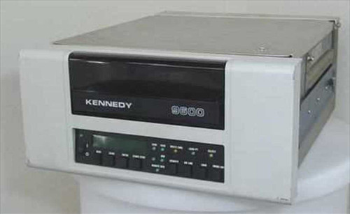 IGE Medical Systems LTD Kennedy 9600  Mag Tape 9-Track 1/2 inch Front Loading Tape Driv