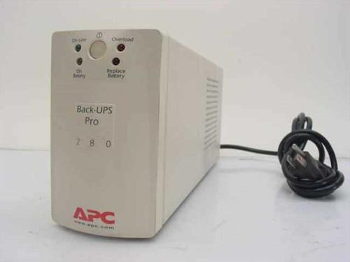 APC BP280S  280 VA Back-UPS Pro 280 Battery Backup