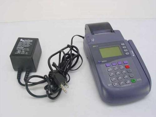 VeriFone Omni 3200  Credit Card Machine