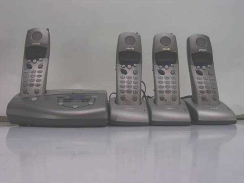 VTech 2656  Vtech Cordless Phones with Answering Machine