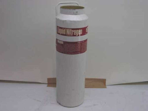 Union Carbide UC-5  Dewar Insulated LN2 Container - As Is