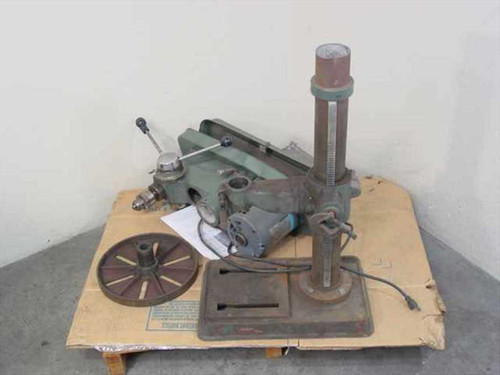 Chicago DP-515  Heavy Duty 5-Speed Drill Press - Damaged for Parts
