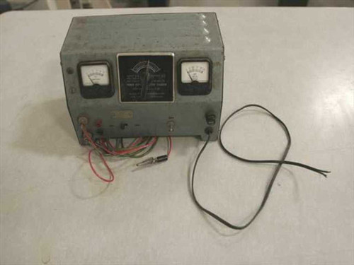 Kling Photo Corp. Power Supply / Battery Charger  For Arriflex 16 and 35 mm cameras