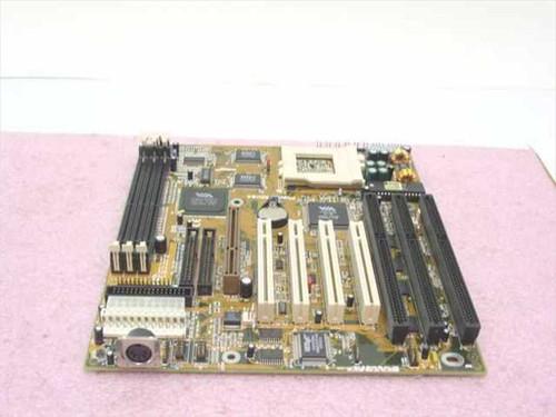 DFI P5BV3&  Super Socket 7 System Board Rev B4