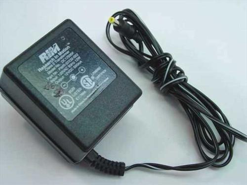 RIM AC Adapter 12VDC 500mA - DC12500F (PWR-02232-002)