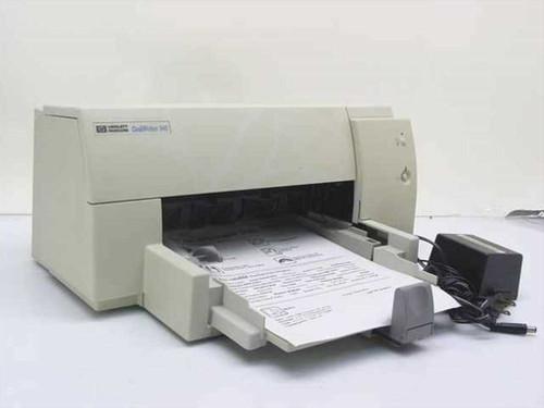 HP C2163A  DeskWriter Printer 540 - MAC