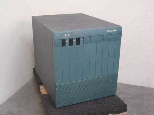 Cisco Cisco7000  Router Loaded with Cards & Power Supplies