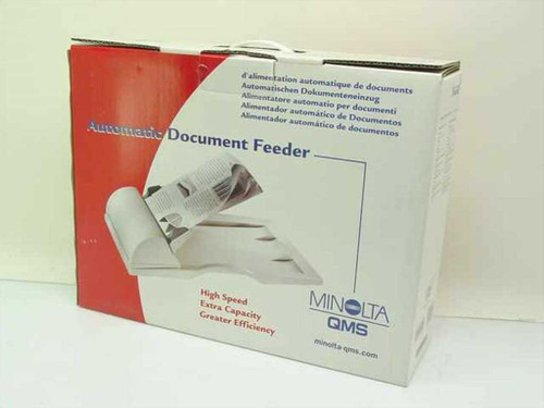 Minolta 1710374-100  Automatic Document Feeder for SC-200 New in Box