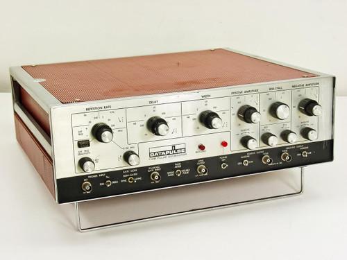 DataPulse 110B  Pulse Generator 5Hz - 25MHz 0-10 Volts @ 50 Ohms A