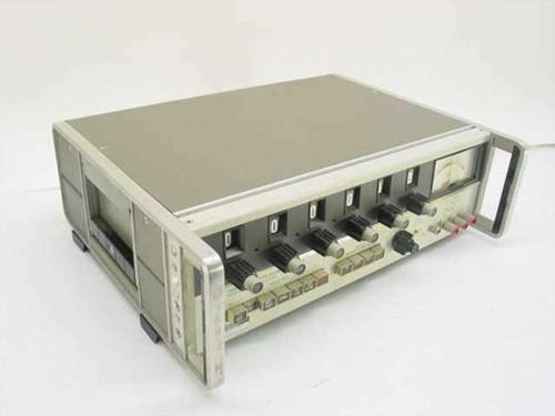 HP 3420B  DC Differential Voltmeter/Ratiometer