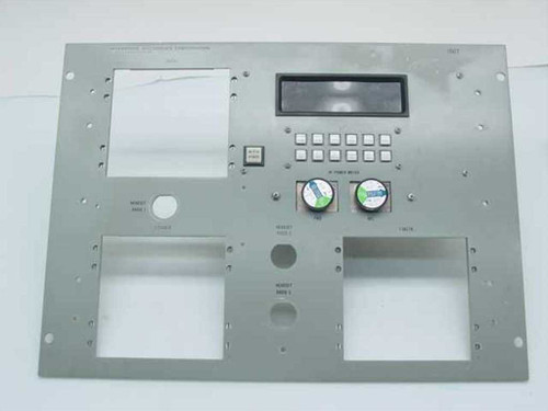 Interstate Electronics Corp RF Unit  RF Power Meter with Forward & Reflected Channels