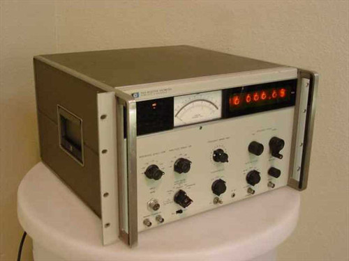 HP 312A  Selective Voltmeter / Wave Analyzer