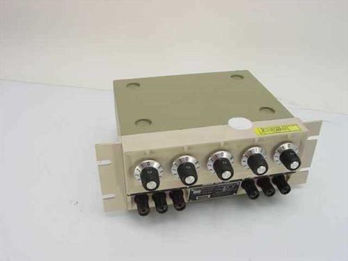 Singer RT-60  Gertsch Ratio Transformer precision inductive volt