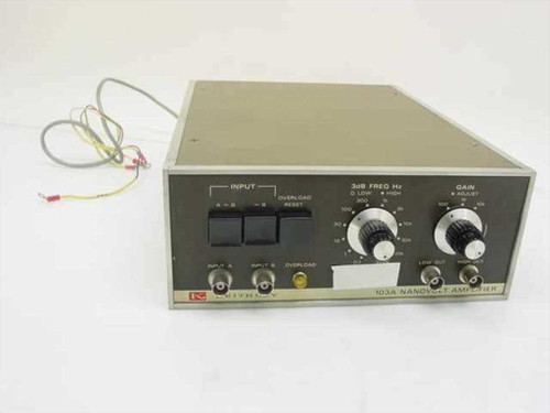 Keithley 103A  Nanovolt Amplifier