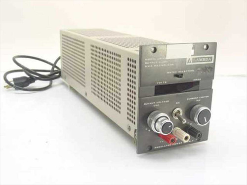 Lambda Electronics LQ-521  Regulated Power Supply 20 V 3.3 Amps