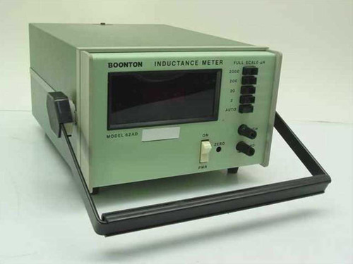 Boonton  62AD  1MHz, Digital Programmable Inductance Meter