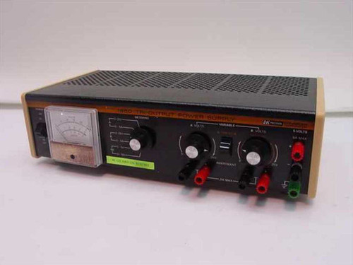 Dynascan 1650  Tri-Output Power Supply