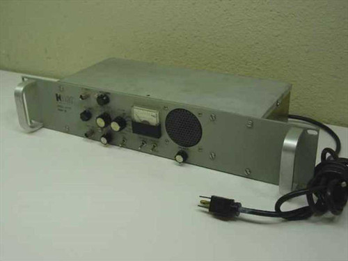 Kinemetrics WVTR  Mark IV Time Signal Receiver 3.33 to 14.6 MHz