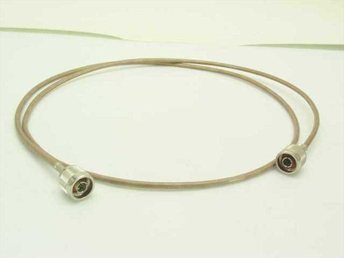 Microwave PE 3455-60  High grade coaxial cable.