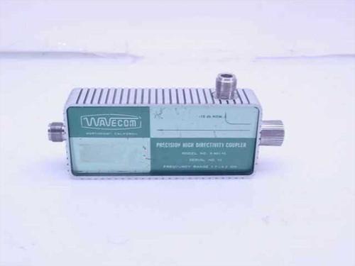 Wavecom S-901  Precision High Directivity Coupler 1.7 to 4.2 Ghz