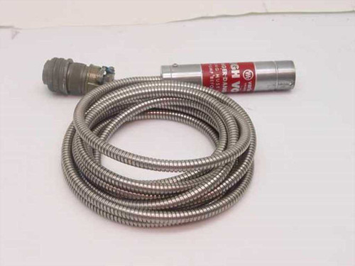 Varian B617976  High Voltage Ion Cable Connector w/Cable.