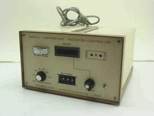 Scientific Instruments 3700  Digital Temperature Kelvin Indicator/Controller