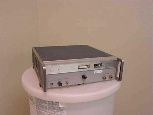 HP 491C  Microwave Power Amplifier