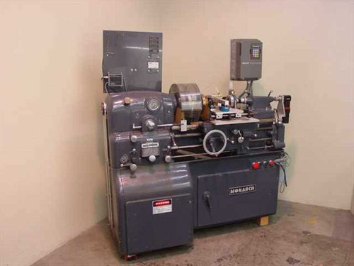 Monarch EE  Tool Room Lathe w/Upgraded Motor & Jib - Rare