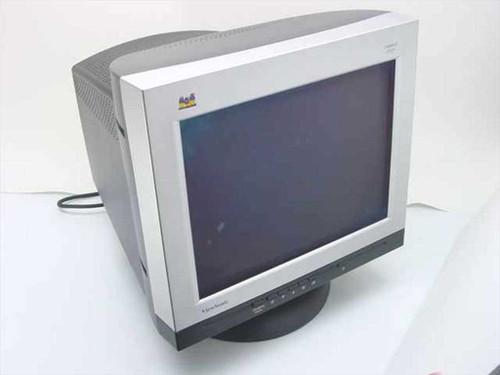 "Viewsonic A90f&  19"" flat CRT Monitor"