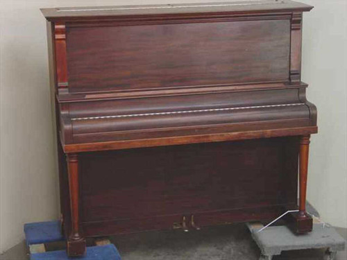 Conway Piano  Saloon Style Upright Vintage Piano