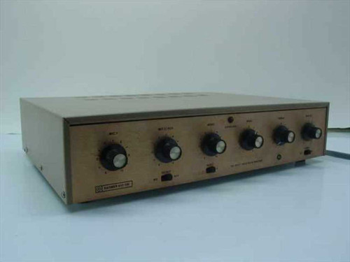 Raymer 810-100  100 Watt Solid State Amplifier for PA System