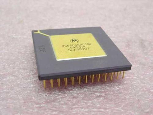 Motorola XC68030RC16B  16.7 MHz 68030 128 pin ceramic PGA