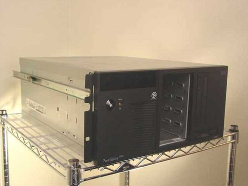 IBM 8659-8RY  Netfinity 5000 Pentium III 700 Mhz Server - No HDD or RAM- AS-IS