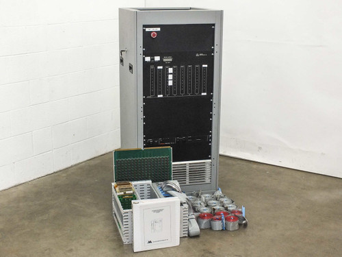 Advanced Microtechnology Rack Mount Burn In System with Sorensen Power Supply Cu