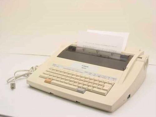 Canon QS 210  Electronic Typewriter