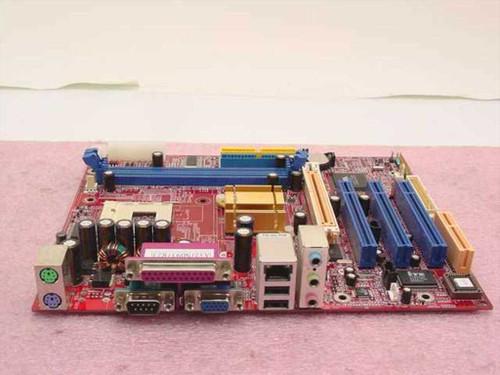 Biostar U8668-D  Socket PGA478B System Board