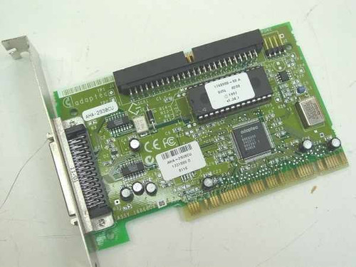 Adaptec Fast SCSI PCI Controller Card (AHA-2930CU)