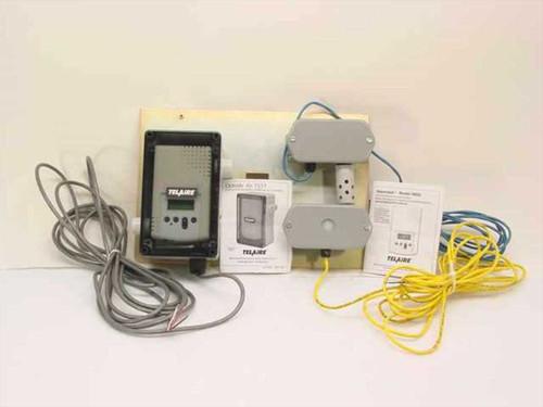 Telaire 9002  Vaporstat Infrared Humidity Sensor in Outside Encl