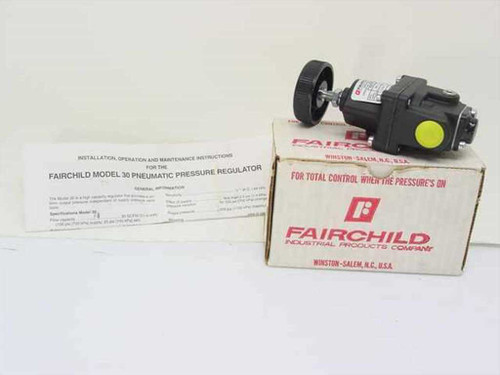 Fairchild Model 30  Pneumatic Pressure Regulator in box
