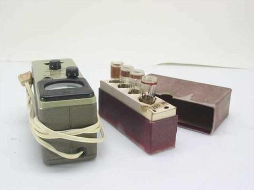 Heathkit GD-1B  Grid Dip Meter & 4 100-250 MC coils