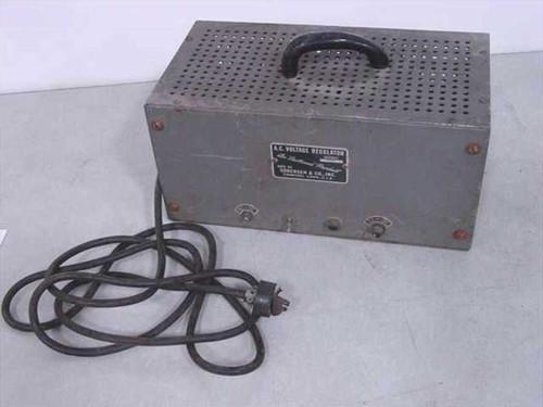Sorenson & Co. 500-S  AC Voltage Regulator