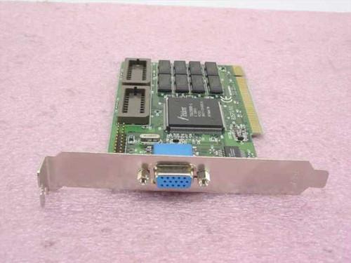 Trident TGUI9680-1  PCI Video Card