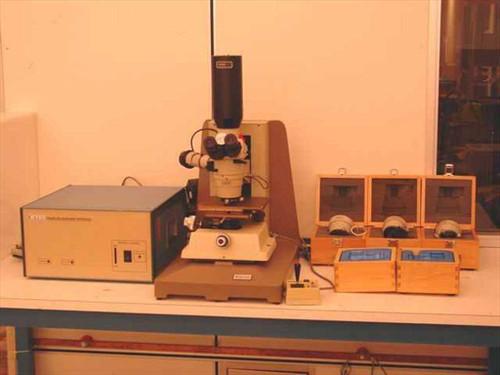 WYKO TOPO-3D  Interferometric Optical Profiler System