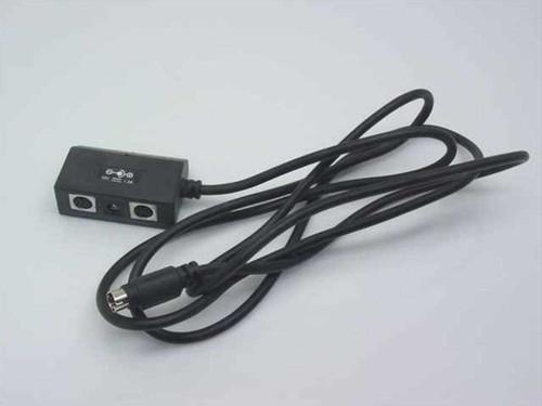 Polycom 1457-50526-001  Snake Eye Lite Cable 8-Pin Mini Din to breakout Bo