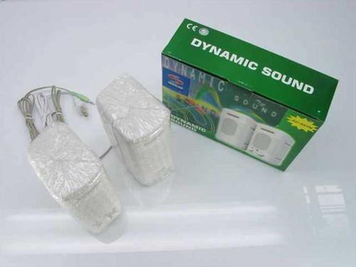 Dynamic Sound AC-691N  Computer Speakers