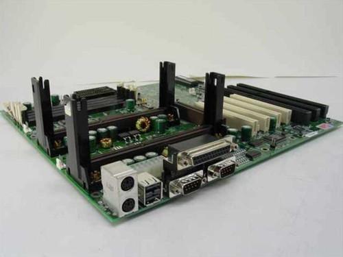 SuperMicro Super P6DLE  Dual Pentium 2 Slot 1 System Board