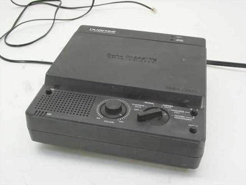 Radio Shack TAD-212  Duofone Remote Control Dual Cassette Telephone Ans